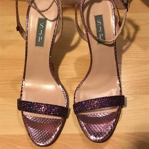 SJP by Sarah Jessica Parker Giddy purple sandal